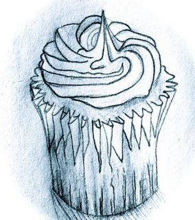 Cupcake_Drawing