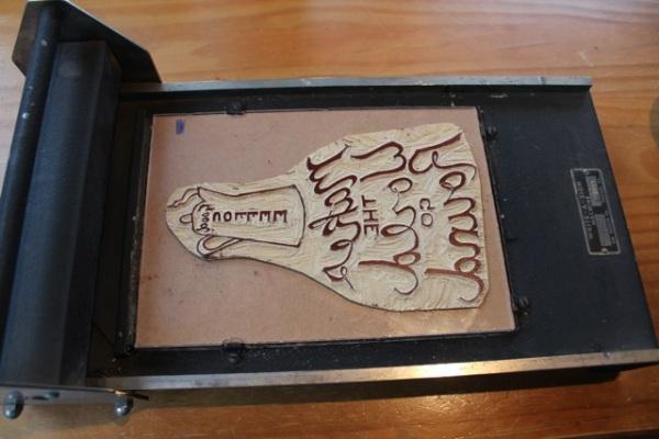 Coffeeprint-letterpress