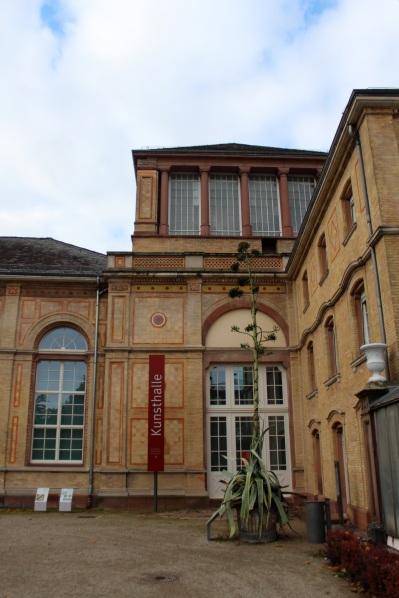 Kunsthalle -Orangerie