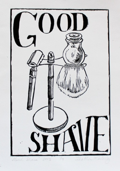 Heather McCaw Kerley_Good Shave