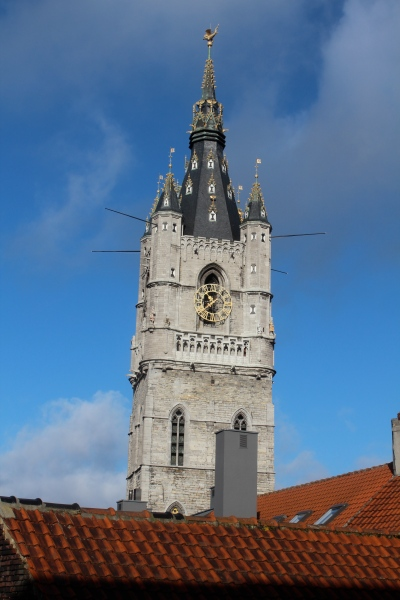 The old bell tower.