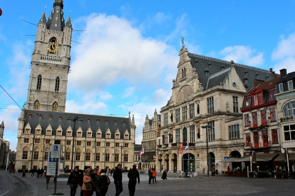 Saint Bavo Square