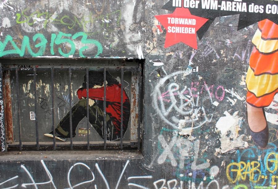 Berlin Street Art Tour andWorkshop