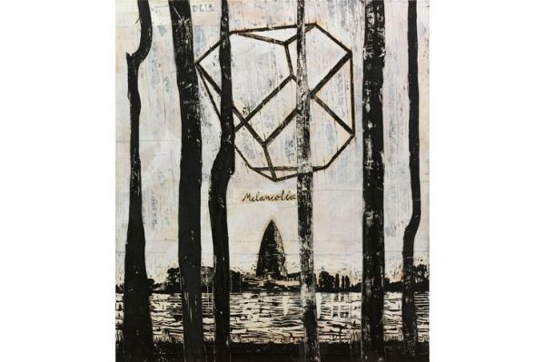 The Rhine (Melancholia), Anselm Kiefer (Source: online.wsj.org)
