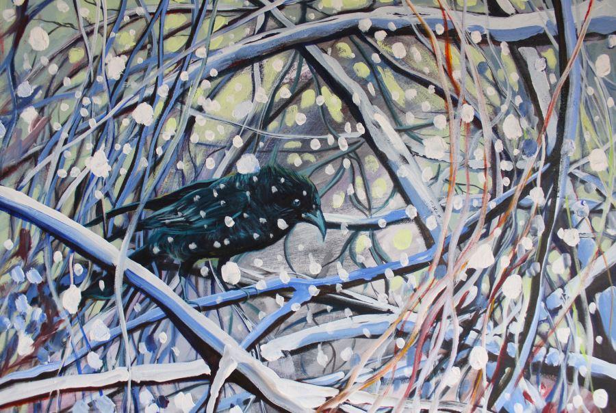New Paintings: Haruki Murakami, Wind-Up Birds, and MagicalRealism