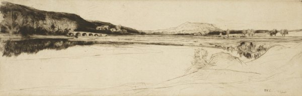 David Cameron , Strathearn, etching