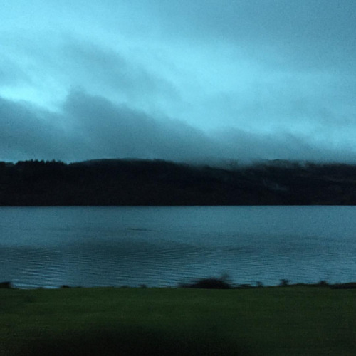 Looking for Nessie!