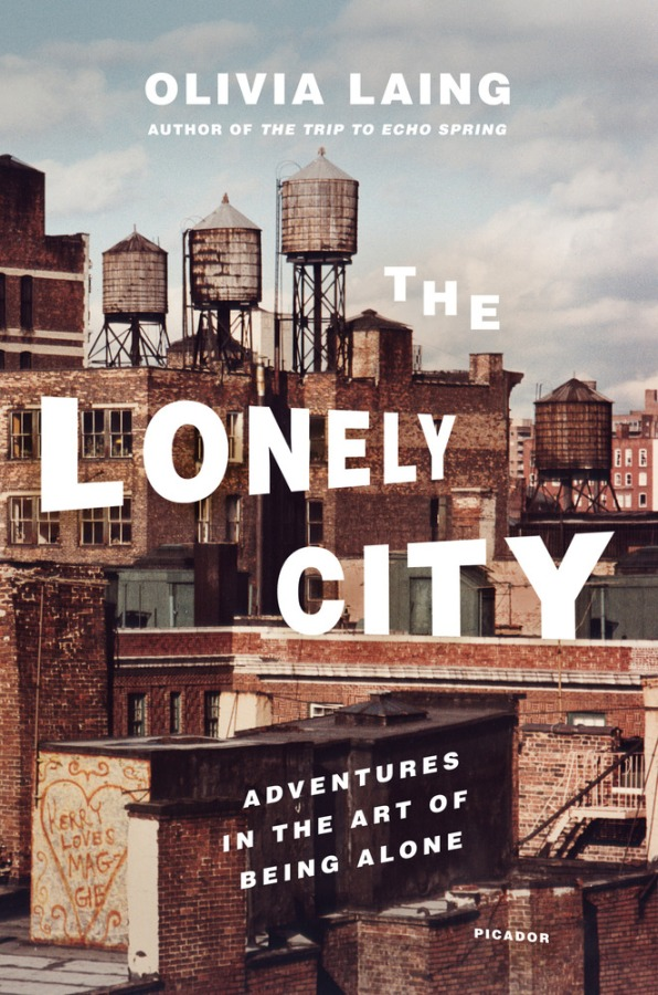 What I'm Reading: Intersections of Art and Loneliness in The LonelyCity