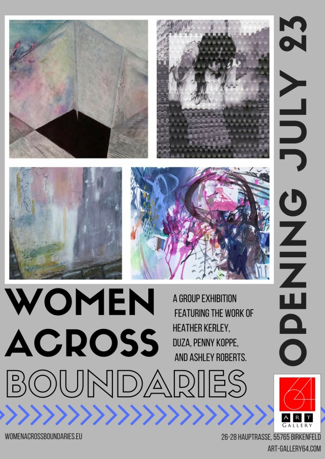 Group Show: Women Across Boundaries at Gallery64