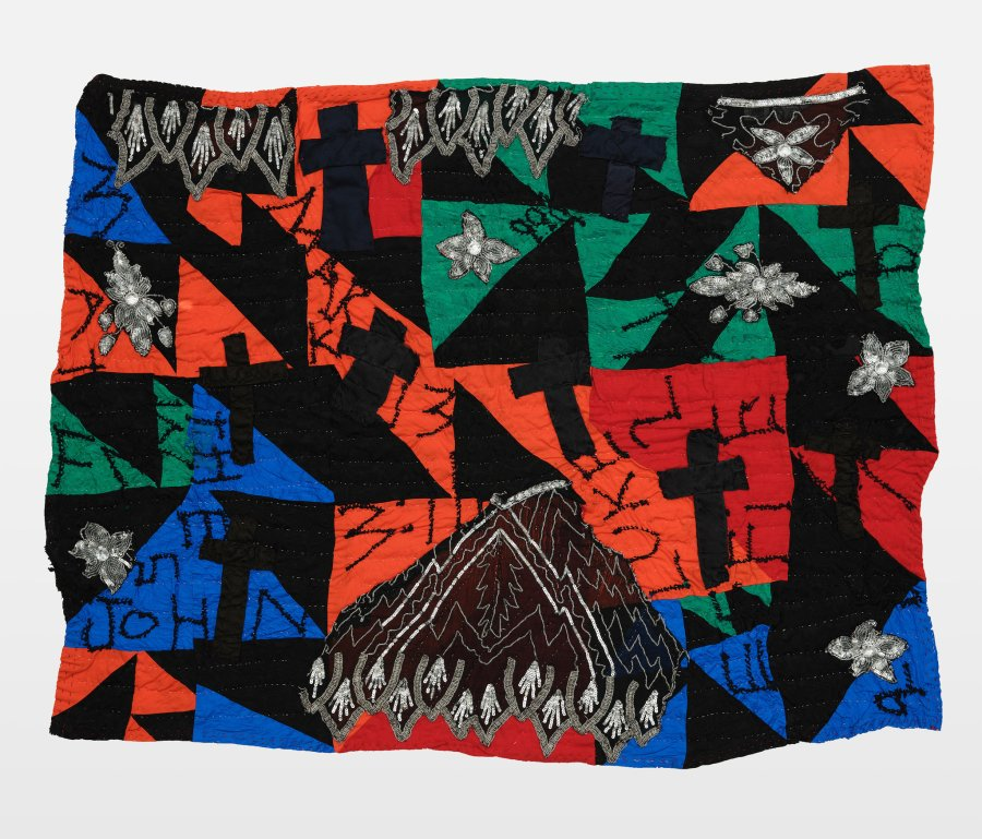 Review: Rosie Lee Tomkins's Quilts atBAMPFA