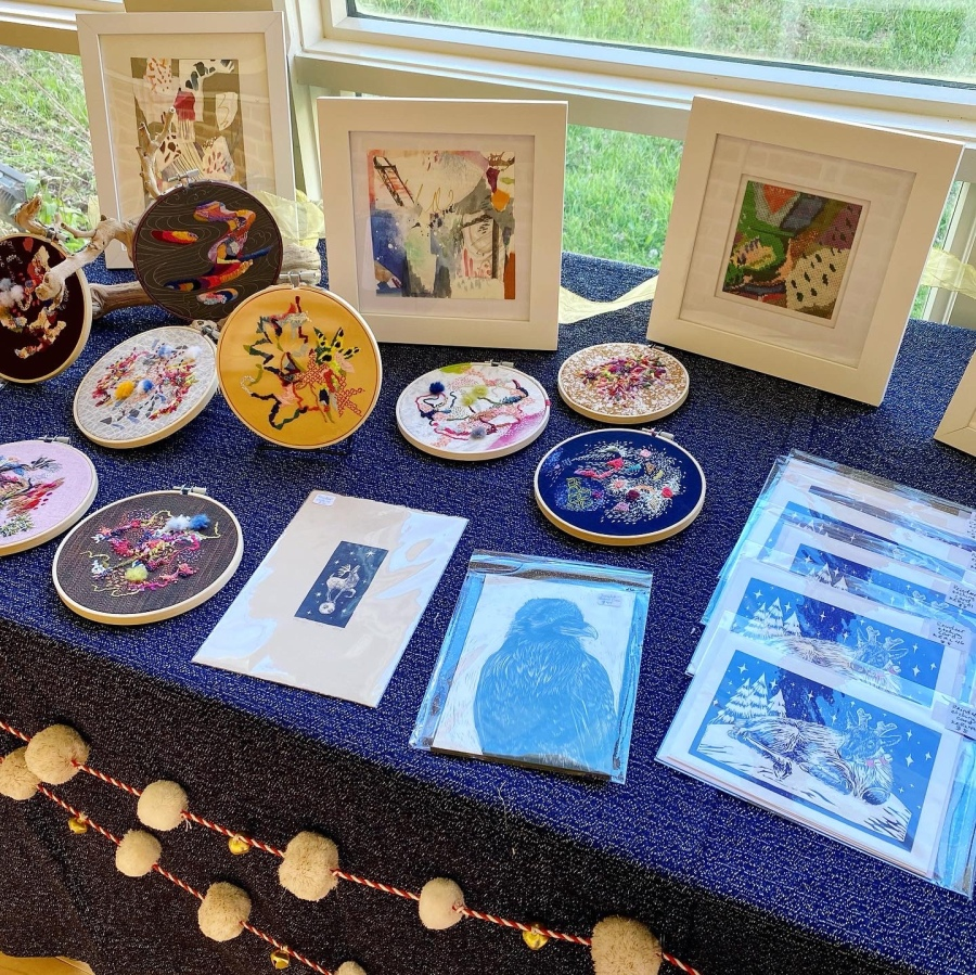 Holiday Fine Arts and Crafts Fair at Sandy SpringMuseum