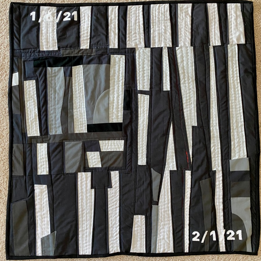 A story about democracy and quilting… (Part1)